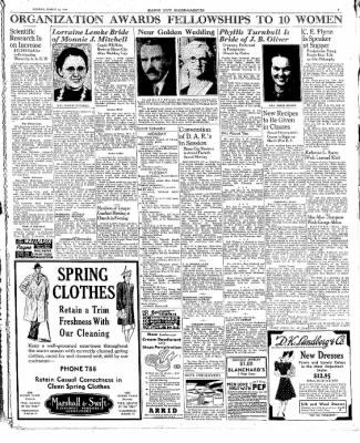 The Mason City Globe-Gazette from Mason City, Iowa on March 20, 1939 · Page 7