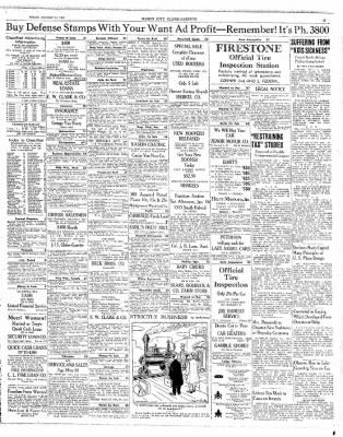 The Mason City Globe-Gazette from Mason City, Iowa on January 15, 1943 · Page 13