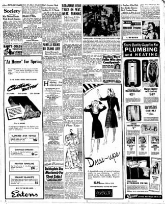 The Mason City Globe-Gazette from Mason City, Iowa on March 14, 1944 · Page 4