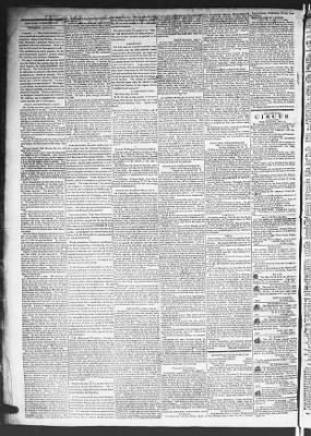 The Evening Post from New York, New York on August 6, 1818 · Page 2