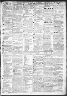 The Evening Post from New York, New York on August 13, 1818 · Page 3