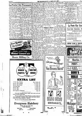 Progress-Review from La Porte City, Iowa on March 18, 1943 · Page 4