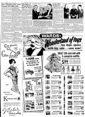 Logansport Pharos-Tribune from Logansport, Indiana on November 27, 1957 · Page 62