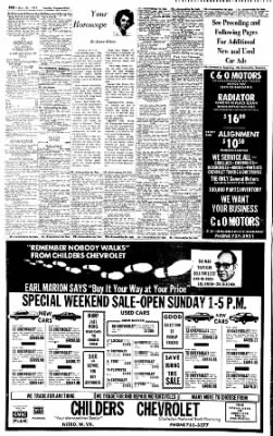 Sunday Gazette-Mail from Charleston, West Virginia on July 16, 1972 · Page 50