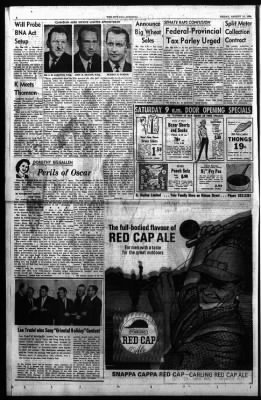 The Ottawa Journal from Ottawa,  on August 14, 1964 · Page 4