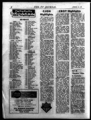 The Ottawa Journal from Ottawa,  on August 14, 1964 · Page 48