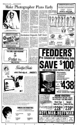 Sunday Gazette-Mail from Charleston, West Virginia on July 23, 1972 · Page 74