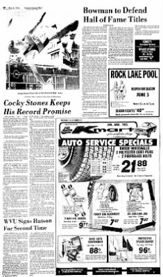 Sunday Gazette-Mail from Charleston, West Virginia on June 6, 1976 · Page 45