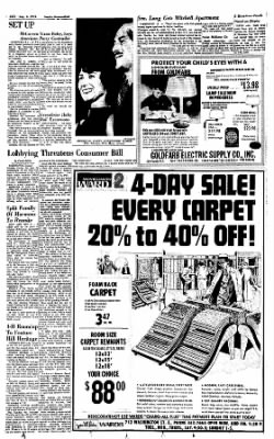 Sunday Gazette-Mail from Charleston, West Virginia on August 6, 1972 · Page 12