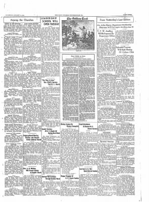 The Daily Courier from Connellsville, Pennsylvania on January 7, 1939 · Page 3