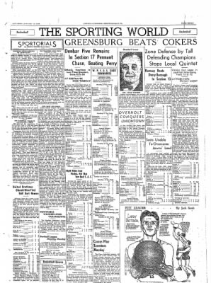 The Daily Courier from Connellsville, Pennsylvania on January 14, 1939 · Page 7