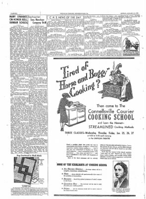 The Daily Courier from Connellsville, Pennsylvania on January 23, 1939 · Page 10