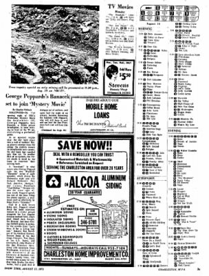 Sunday Gazette-Mail from Charleston, West Virginia on August 13, 1972 · Page 73