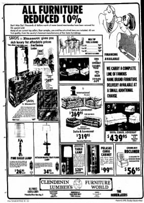 Sunday Gazette-Mail from Charleston, West Virginia on August 3, 1975 · Page 78