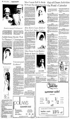 Sunday Gazette-Mail from Charleston, West Virginia on July 4, 1976 · Page 21