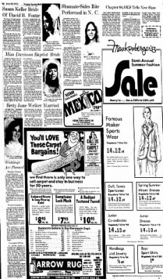 Sunday Gazette-Mail from Charleston, West Virginia on June 23, 1974 · Page 32