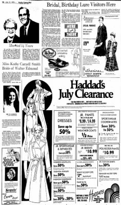 Sunday Gazette-Mail from Charleston, West Virginia on July 11, 1976 · Page 61
