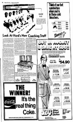 Sunday Gazette-Mail from Charleston, West Virginia on August 24, 1975 · Page 67