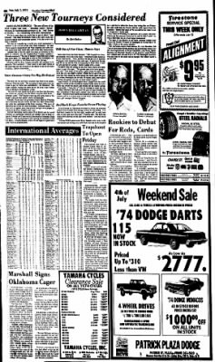 Sunday Gazette-Mail from Charleston, West Virginia on July 7, 1974 · Page 44