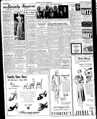 The Courier News from Blytheville, Arkansas on March 3, 1949 · Page 4