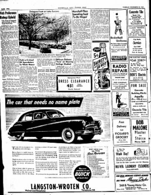 The Courier News from Blytheville, Arkansas on December 30, 1947 · Page 2