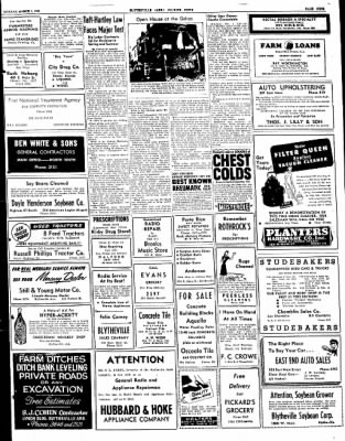 The Courier News from Blytheville, Arkansas on March 1, 1948 · Page 9