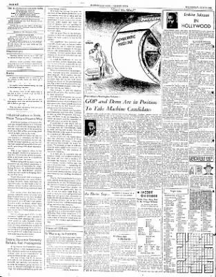 The Courier News from Blytheville, Arkansas on July 9, 1952 · Page 2