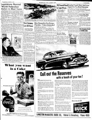 The Courier News from Blytheville, Arkansas on March 5, 1952 · Page 7