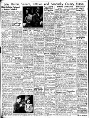 The Sandusky Register from Sandusky, Ohio on June 7, 1941 · Page 6