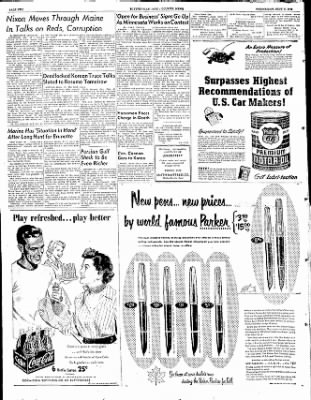 The Courier News from Blytheville, Arkansas on September 3, 1952 · Page 2