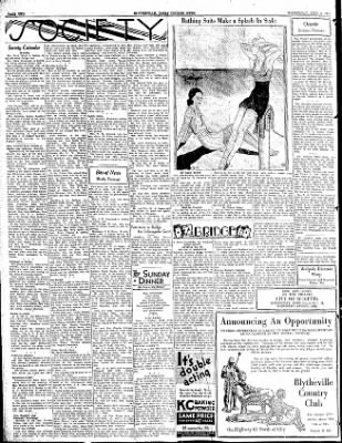 The Courier News from Blytheville, Arkansas on June 3, 1931 · Page 4