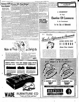 The Courier News from Blytheville, Arkansas on January 19, 1950 · Page 3