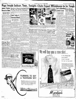 The Courier News from Blytheville, Arkansas on October 18, 1950 · Page 12