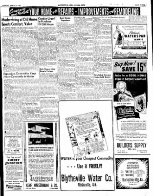 The Courier News from Blytheville, Arkansas on March 14, 1950 · Page 11
