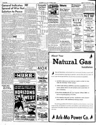 The Courier News from Blytheville, Arkansas on December 5, 1952 · Page 2