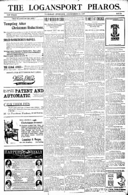 Logansport Pharos-Tribune from Logansport, Indiana on December 28, 1897 · Page 17
