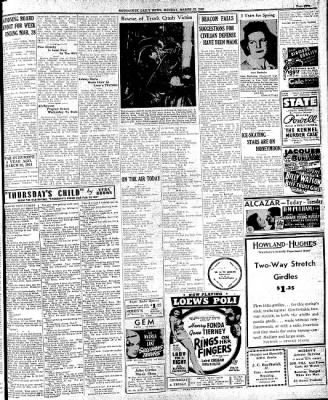 Naugatuck Daily News from Naugatuck, Connecticut on March 30, 1942 · Page 5