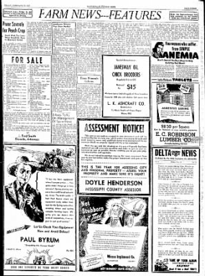 The Courier News from Blytheville, Arkansas on February 23, 1945 · Page 3