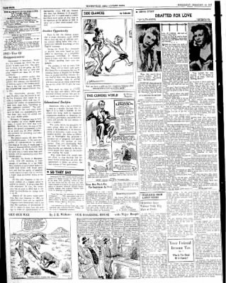 The Courier News from Blytheville, Arkansas on February 12, 1941 · Page 4