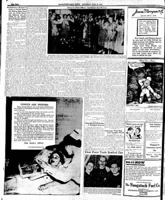 Naugatuck Daily News from Naugatuck, Connecticut on July 11, 1942 · Page 3