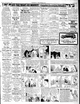 The Courier News from Blytheville, Arkansas on November 20, 1936 · Page 7