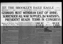 The Brooklyn Daily Eagle