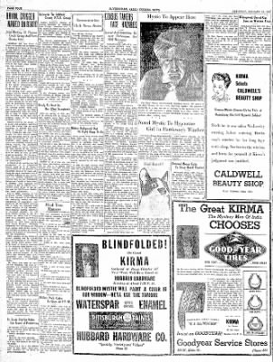 The Courier News from Blytheville, Arkansas on January 13, 1940 · Page 4