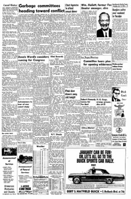 Redlands Daily Facts from Redlands, California on January 14, 1964 · Page 5