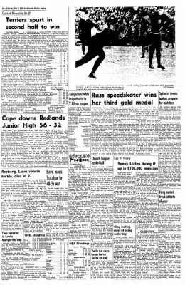 Redlands Daily Facts from Redlands, California on February 1, 1964 · Page 8