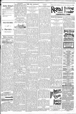 Logansport Pharos-Tribune from Logansport, Indiana on May 16, 1891 · Page 4