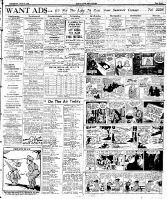 Naugatuck Daily News from Naugatuck, Connecticut on July 13, 1944 · Page 7