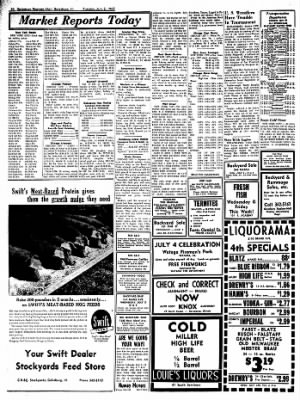 Galesburg Register-Mail from Galesburg, Illinois on July 2, 1963 · Page 20