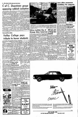 Redlands Daily Facts from Redlands, California on March 18, 1964 · Page 4