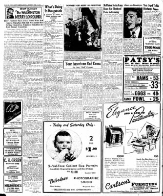 Naugatuck Daily News from Naugatuck, Connecticut on February 7, 1947 · Page 2